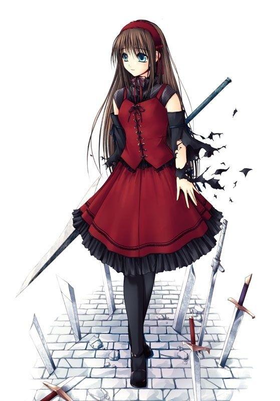 Manga Gothique Page 10